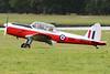 WB654 (G-BXGO) | de Havilland Canada DHC-1 Chipmunk T.10