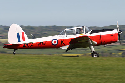 WZ882 (G-BXGP)   de Havilland Canada DHC-1 Chipmunk 22