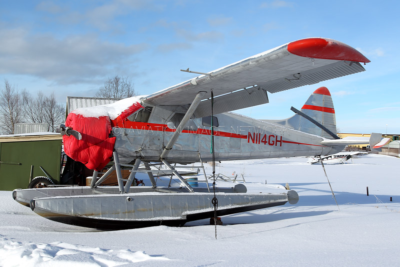 N114GH | de Havilland Canada DHC-2 Beaver