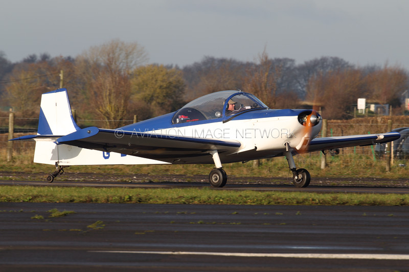G-BUOF   Druine D.62B Condor