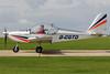 G-CGTD   Evektor EV-97 Eurostar