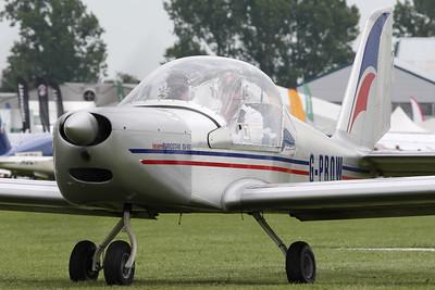 G-PROW   Evektor EV-97 Eurostar