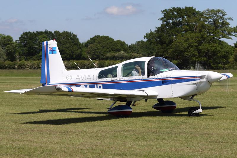 G-GAJB | Guflstream AA-5B Tiger | G-GAJB Group