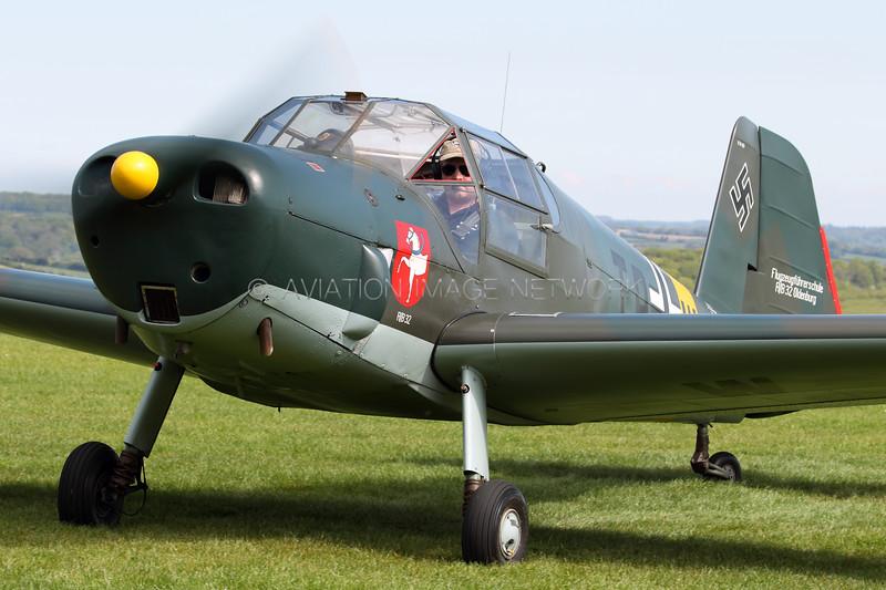 G-TPWX | Heliopolis Aircraft Works Gomhouria 181 MK6