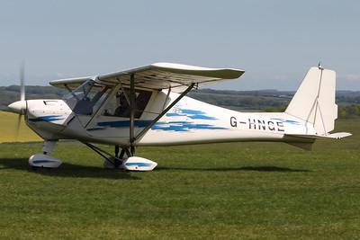 G-HNGE   Ikarus C-42 FB80   Compton Abbas Airfield Ltd