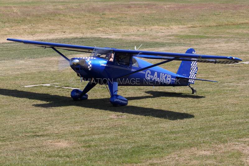 G-AJKB (N71631) | Luscombe 8E Silvaire Deluxe