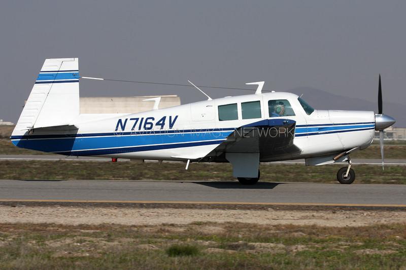 N7164V | Mooney M20F Executive |