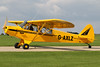 G-AXLZ | Piper L18C Super Cub | Perryair Ltd