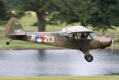 PH-RED | Piper L21A Super Cub