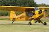 G-BVAF   Piper J3C-65 Cub