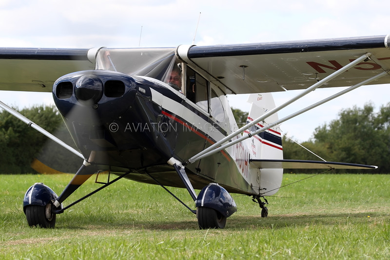 N5730H | Piper PA-16 Clipper |