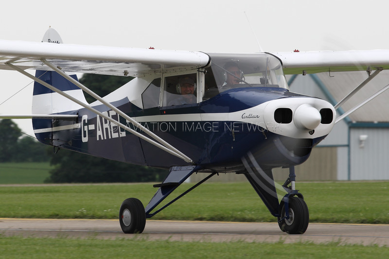 G-AREL | Piper PA-22-150 Caribbean