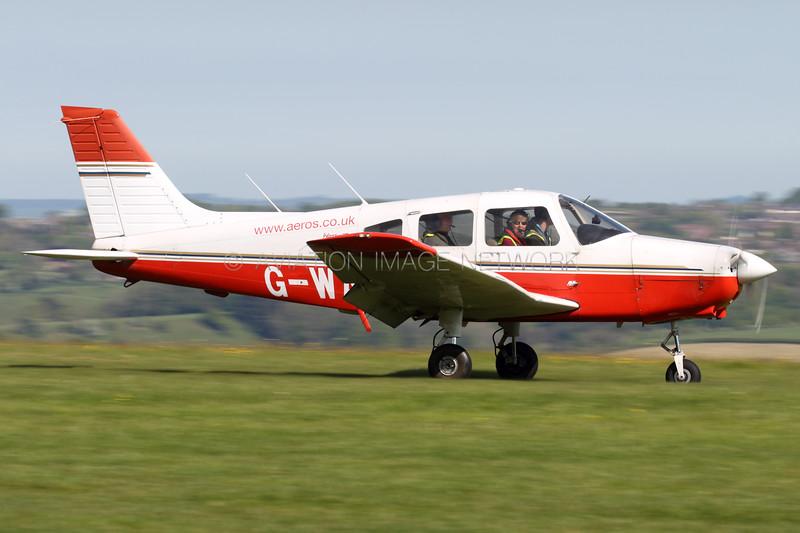 G-WARO   Piper PA-28-161 Warrior III   Aeros