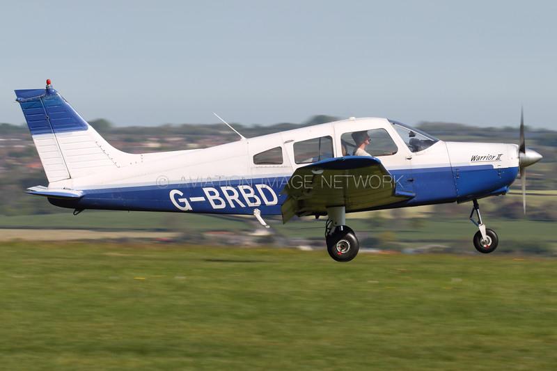 G-BRBD | Piper PA-28-151 Cherokee Warrior | Compton Abbas Airfield Ltd