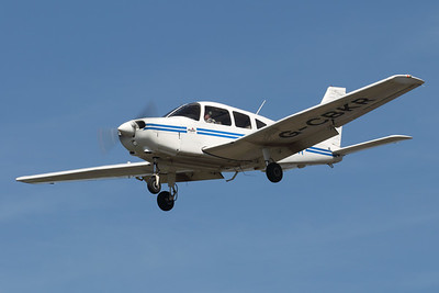 G-CBKR | Piper PA-28-161 Cherokee Warrior III | Devon & Somerset Flight Training