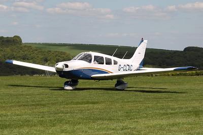 G-CLAC   Piper PA-28-161 Warrior II
