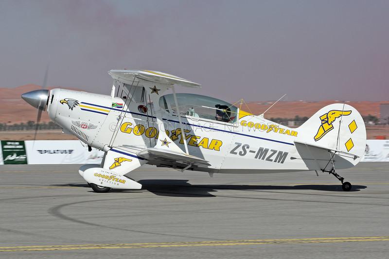 ZS-MZM | Pitts Special S2B