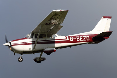 G-BEZO | Reims Cessna F172M Skyhawk | Staverton Flying School @ Skypark Ltd
