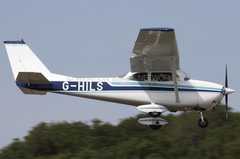G-HILS   Reims Cessna F172H Skyhawk
