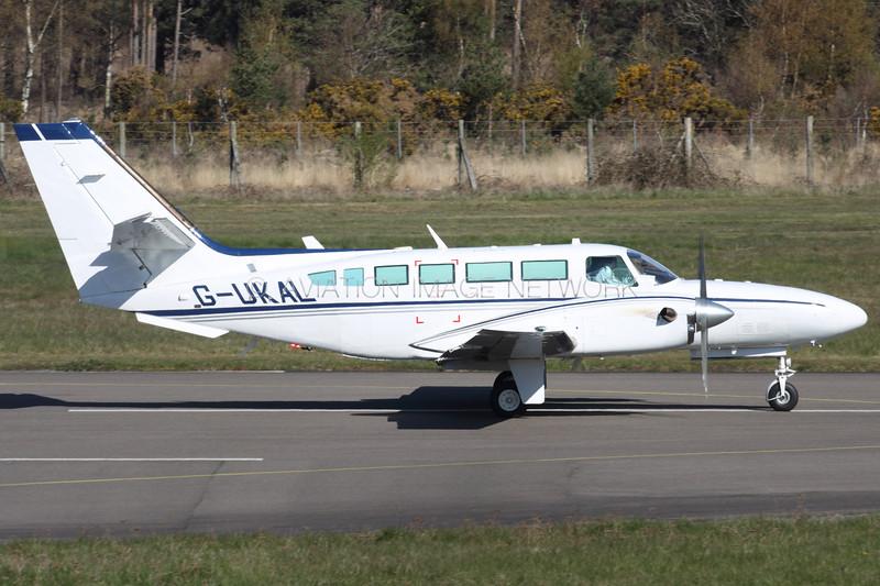 G-UKAL   Reims Cessna F406 Caravan II   Aero Lease UK