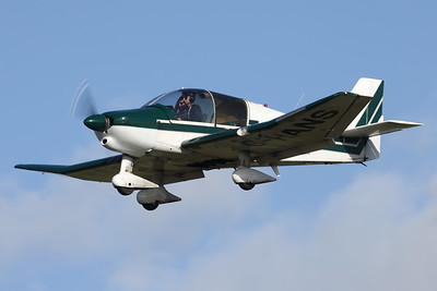G-HANS | Robin CEA DR400/2+2 Dauphin | Cotswold Aero Club