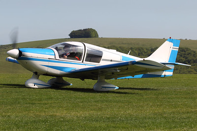 G-CJJN   Robin HR100/210 Safari II
