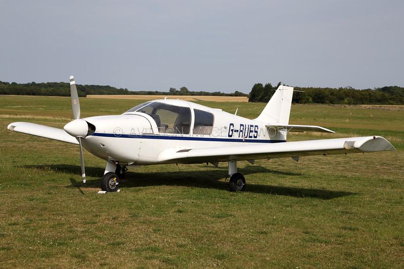 G-RUES | Robin HR100/210 Safari II