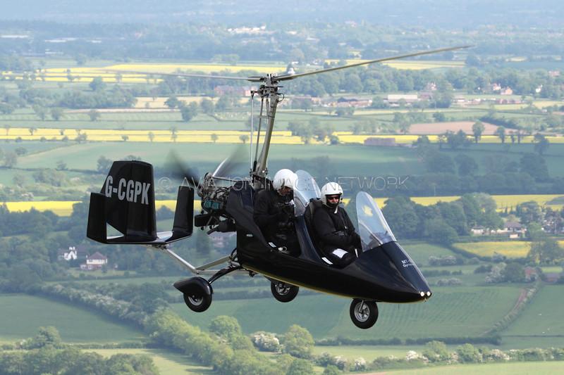 G-CGPK | Rotorsport UK MT-03