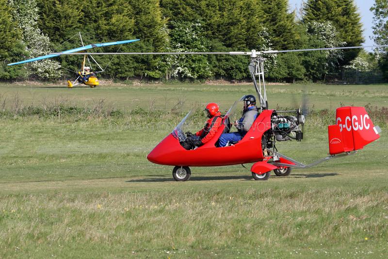 G-CGJC | Rotorsport UK MTO Sport