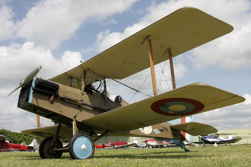 PH-WWI   Royal Aircraft Factory Se-5A Replica