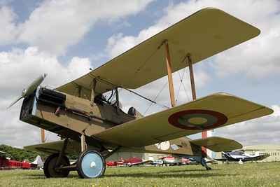 PH-WWI | Royal Aircraft Factory Se-5A Replica