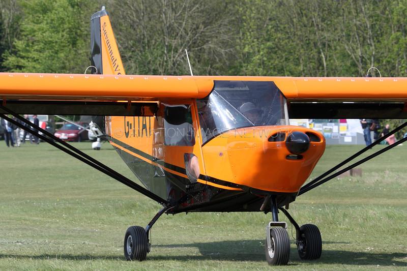 G-TTAT   Savannah 912SE