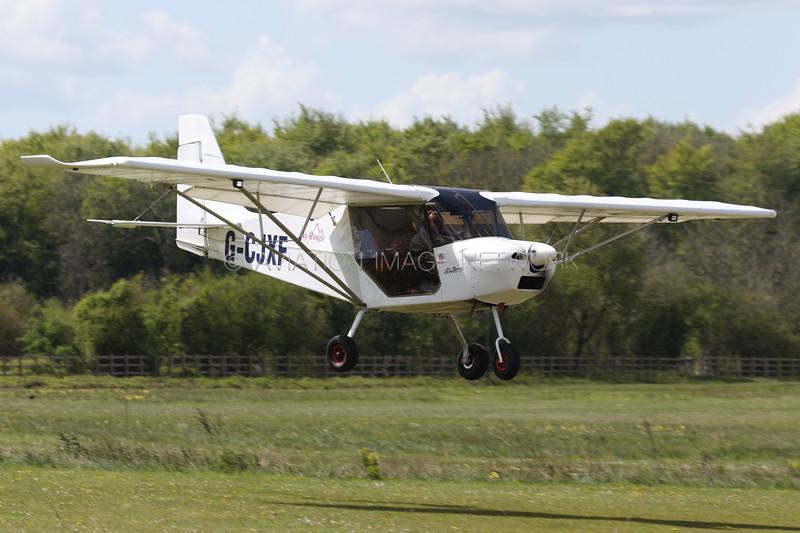 G-CJXF | Skyranger Swift 912 (1)