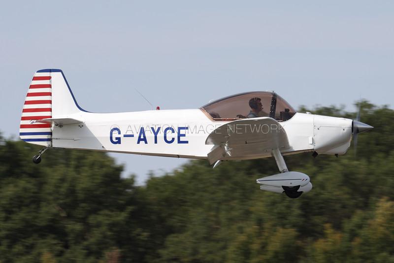 G-AYCE | Scintex CP301-C Emeraude