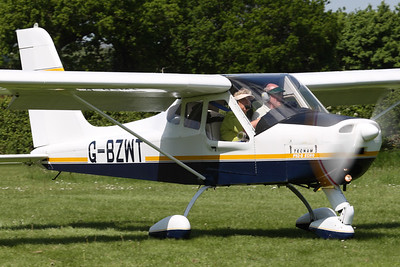 G-BZWT   Tecnam P92-S Echo