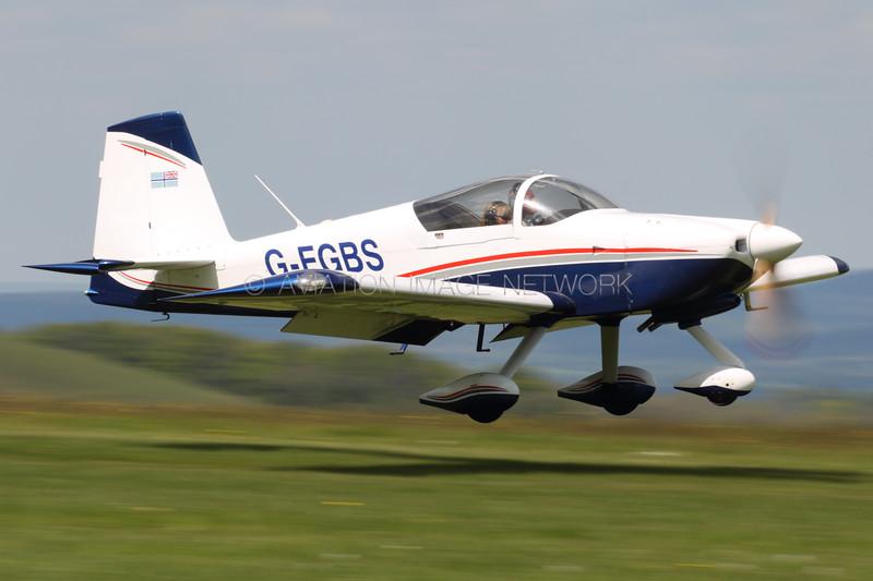 G-EGBS | Vans RV-9A