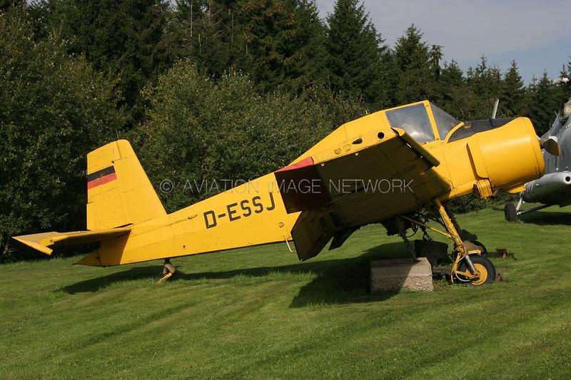 D-ESSJ | Zlin Z-37A Cmelak