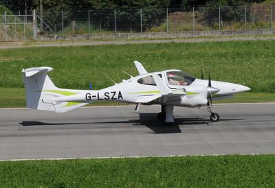 G-LSZA - DA42 - 25.06.2018