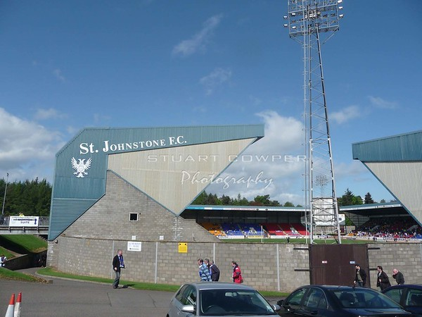 St Johnstone vs Greenock Morton - Pre Match