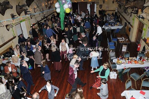 New Year Perth Highland Ball