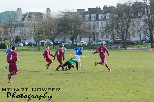 Perthshire Amateur Football - 8th March 2014