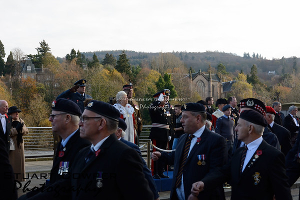 Remembrance Sunday Parades Perth