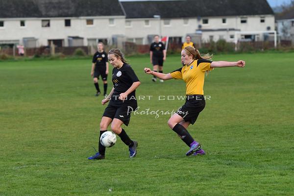 Jeanfield 17s vs East Fife