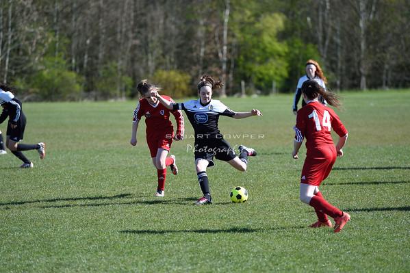 Jeanfield Girls 15s vs Raith Rovers