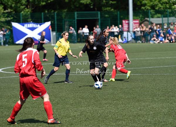 Jeanfield Girls 17s Cup Final Match Pics