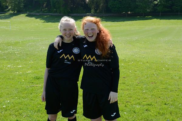 Jeanfield Girls 17s v Drybrugh Semi Final