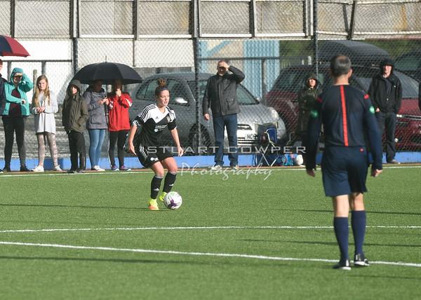 Jeanfield Ladies Quarter Final vs Glasgow Girls