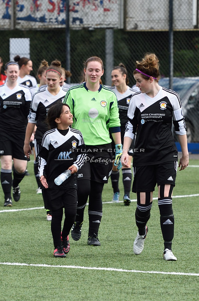 Jeanfield Ladies vs Inverness Ladies