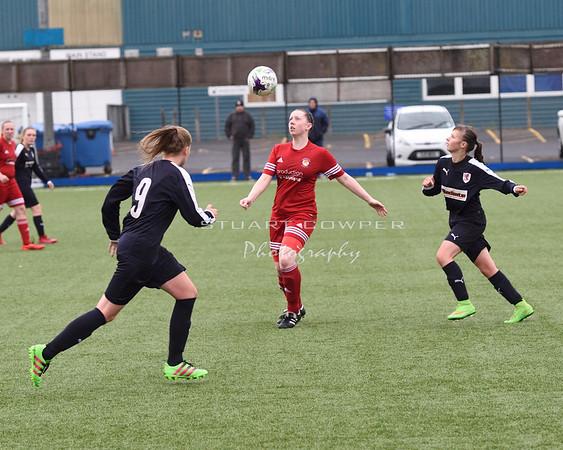 Jeanfield Ladies vs Raith Rovers