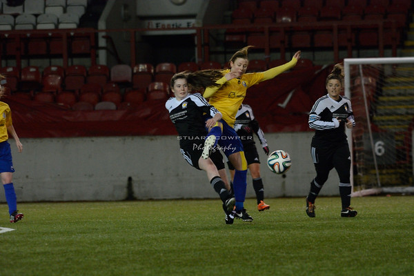 Jeanfield Ladies vs Cumbernauld Colts